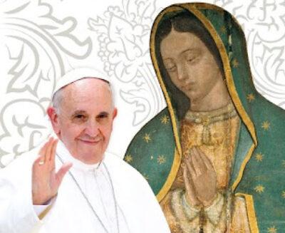 Papa Francisco y México