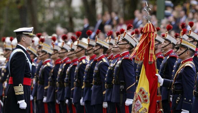 dia de la hispanidad desfile