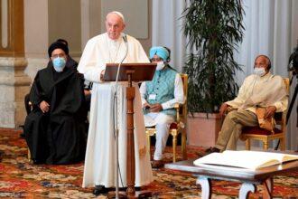 lideres religiosos en el vaticano