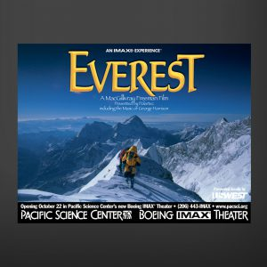 Everest color print ad