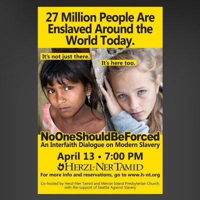 Anti-Slavery poster