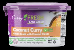 Coconut Curry Sauce