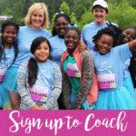 Coach/Mentor Girls in 3rd-8th Grade: Inspire & Empower!