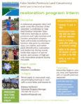 Restoration Program Intern @ Palos Verdes Peninsula Land Conservancy | Rolling Hills Estates | California | United States