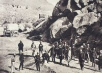 Book Talk: The Mojave Road in 1863: The Pioneering Photographs of Rudolph d'Heureuse @ The Autry