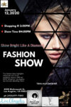 Shine Bright Like A Diamond Fashion Show @ Woodrow Wilson High School Auditorium
