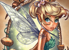 disney princesses - Tinkerbell