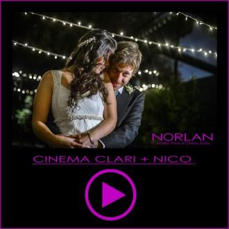 HIGHLIGHTS DE LA BODA DE CLARI Y NICO REALIZADO POR NORLAN MODERN PHOTO Y CINEMA VIDEO