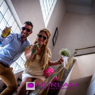 Foto de la boda de Lorena y Lucas por Norlan Modern Photo y Cinema Video