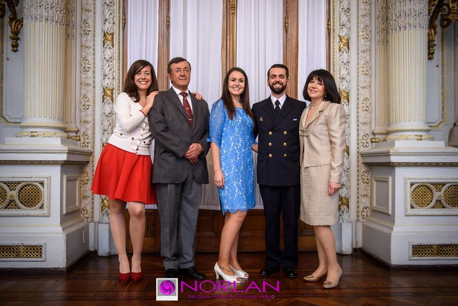 Fotos de casamiento en Centro Naval por Norlan Modern Photo y Cinema Video
