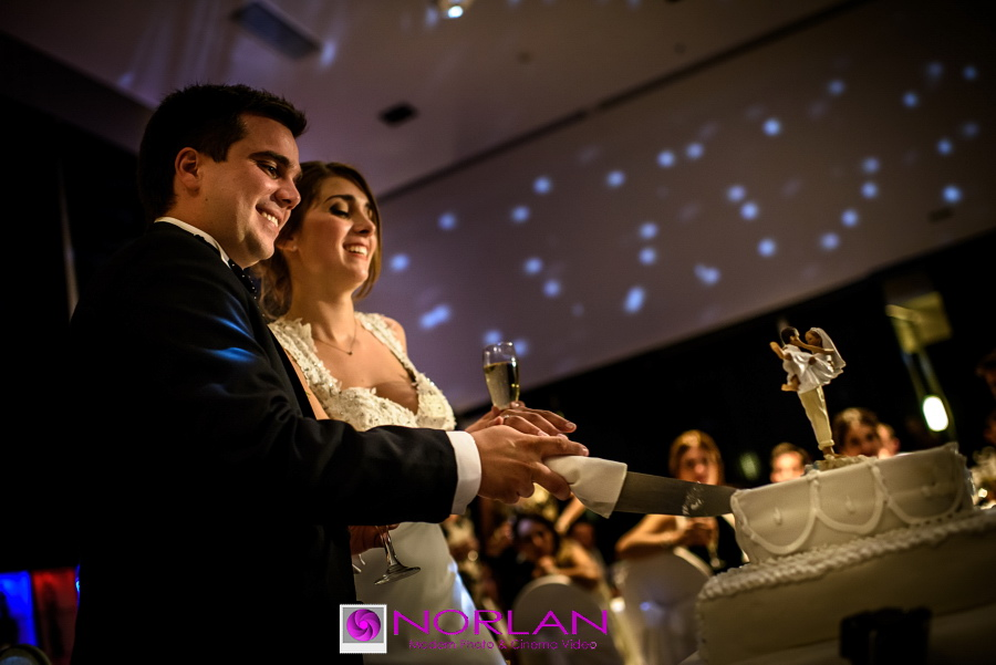 Fotos de casamiento en Howard Johnson Lujan por Norlan Modern Photo y Cinema Video