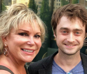 Wendy Federman, The Lifespan of a Fact, Broadway Producer, Daniel Radcliffe