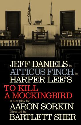 """To Kill a Mockingbird"", Jeff Daniels, Wendy Federman, Broadway Producer, Foolish Mortals Productions"
