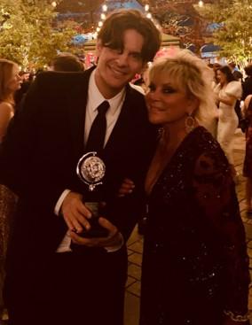 Wendy Federman and Alex Timbers, Tony Award Winner in Moulin Rouge!