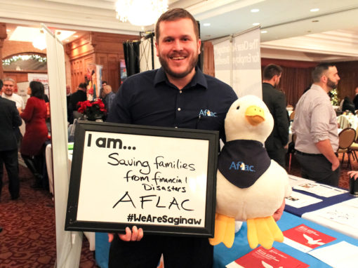 I AM… Saving Families From Financial Disasters AFLAC