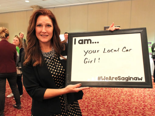 I AM… Your Local Car Girl!