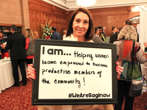 I AM… Helping Women Become Empowered To Become Productive Members Of The Community!