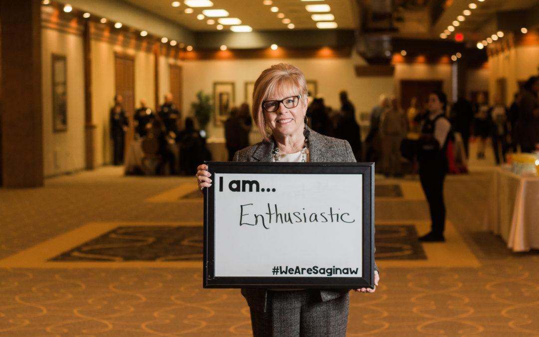 I AM… Enthusiastic