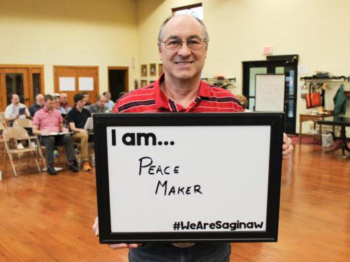 I AM…Peace Maker