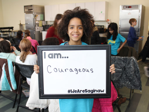 I AM…Courageous