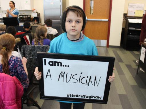 I AM…A Musician