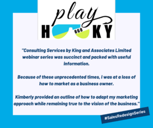 Testimonails by Play Hooky