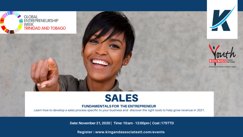 Sales Fundamentals for the Entrepreneur