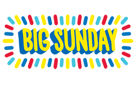 Big Sunday: theBIGlist