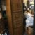 Large Wooden Chester Dresser with Matching Mirrors - Image 2