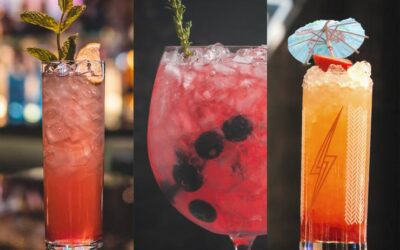 ENJOY THESE JULY 4TH HOLIDAY-INSPIRED COCKTAILS ON THE STRIP