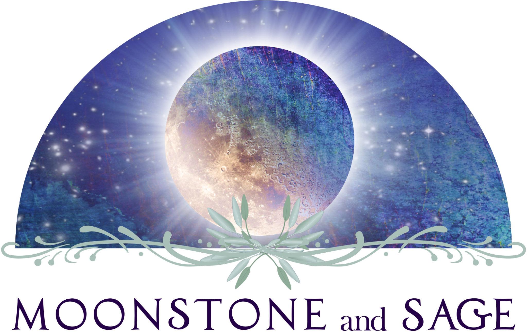 Moonstone and Sage