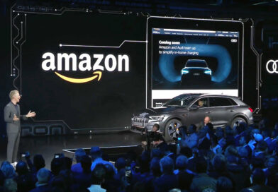 Audi and Amazon team up for simple charging