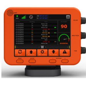 Sigalarm™ – Wireless Power Line Proximity Warning System