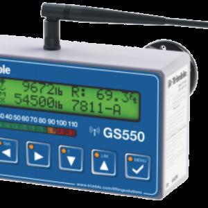 GS550 console