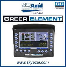 Greer Element Console