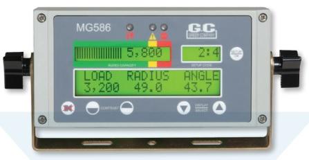 (English) Greer – MG586 Display Unit