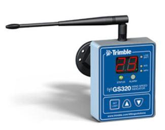 (English) LSI– GS320 Wireless Wind Speed Display