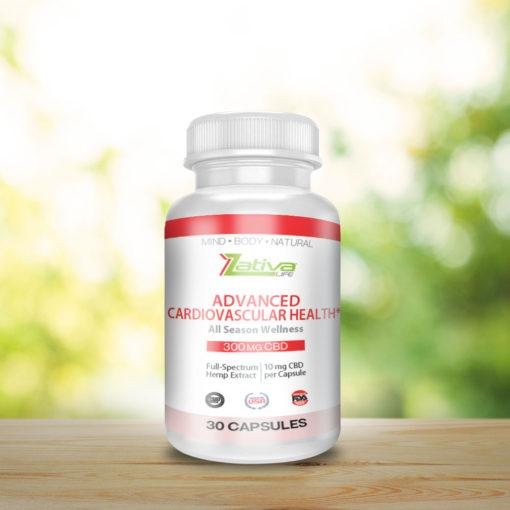 zativa-life-cardiovascular-health-300mg-CBD-Capsule