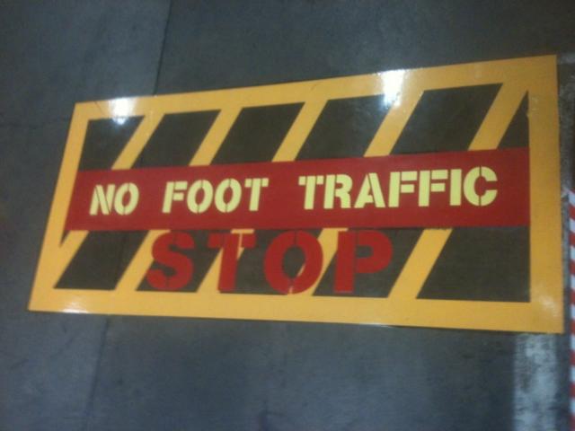 Traffic Markings