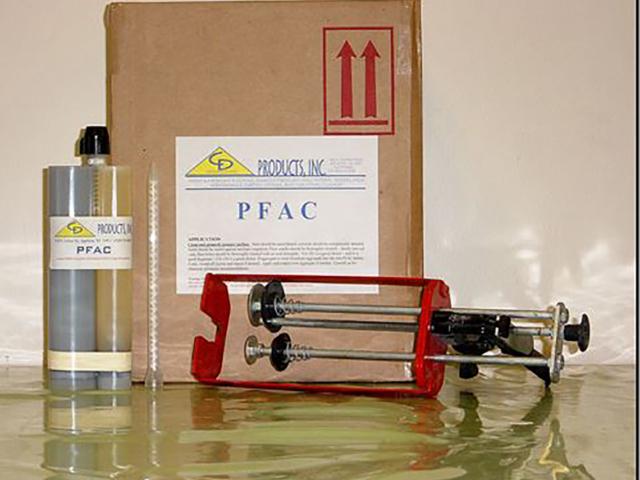 PFAC Joint Filler