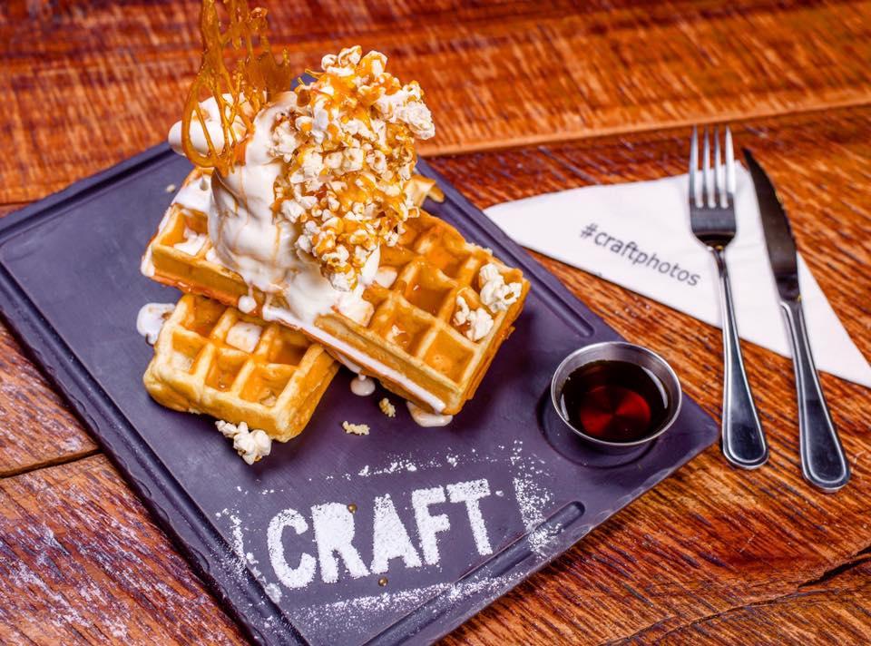 Craft Waffles