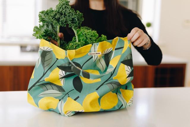 Aurora Home shopping bag Hello Joburg