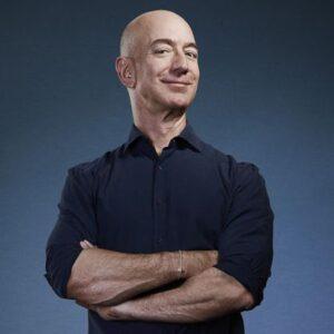 Jeff Bezo Hello Joburg