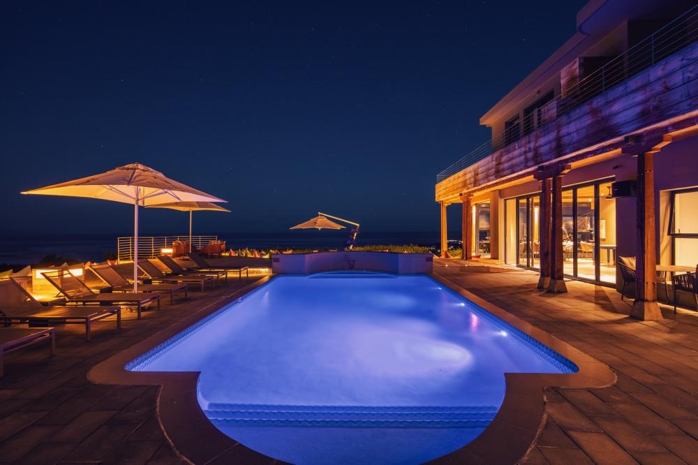Sky Villa pool view