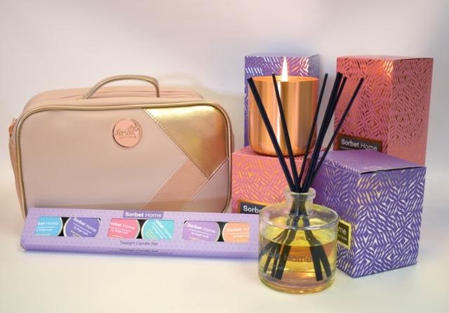 sorbet beauty hamper giveaway