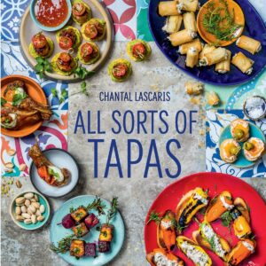 All sorts of tapas book cover