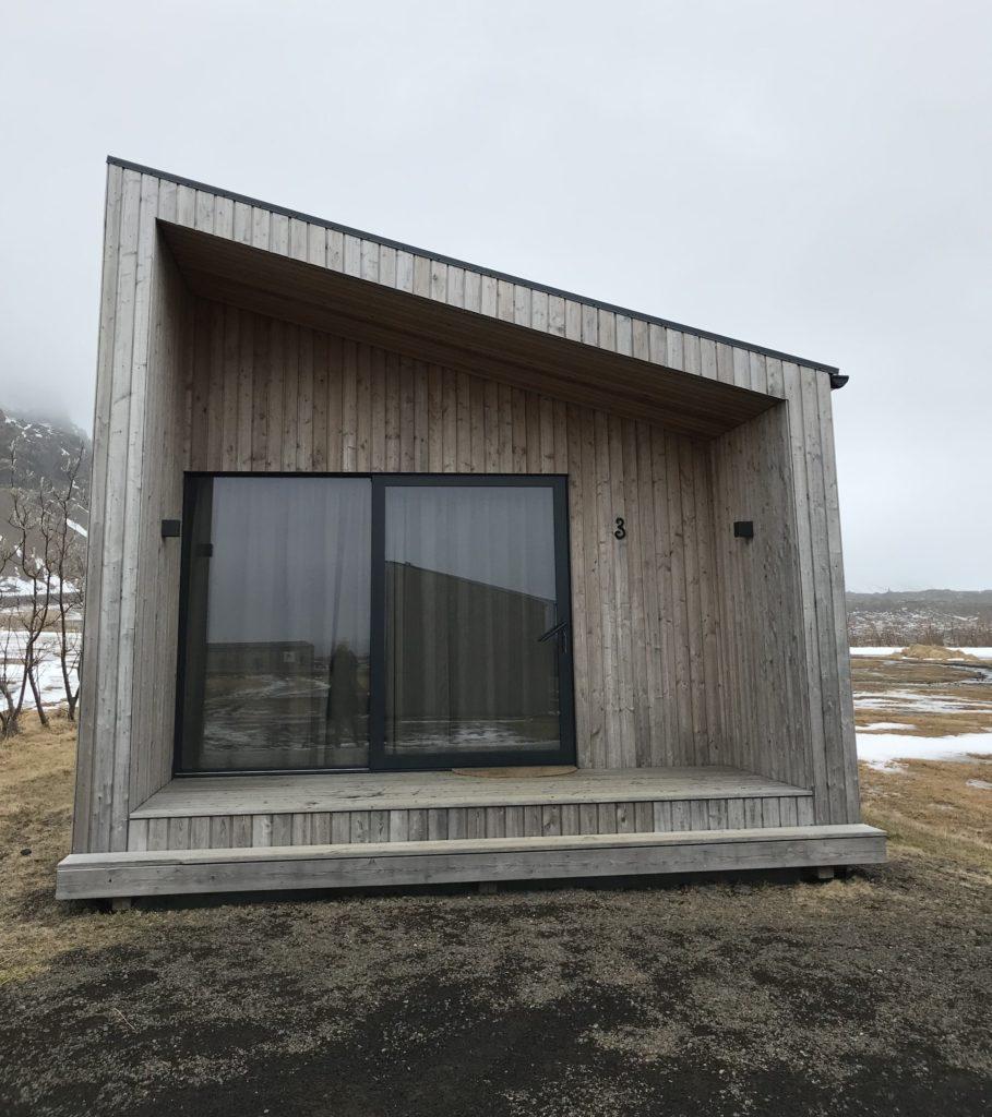 iceland cottage airbnb arnarstapi cottage