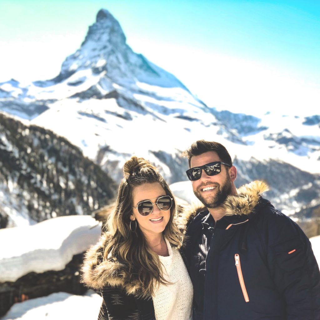 Switzerland Swiss Alps Matterhorn