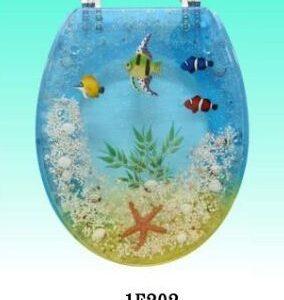 通用樹脂水晶廁板 1E202