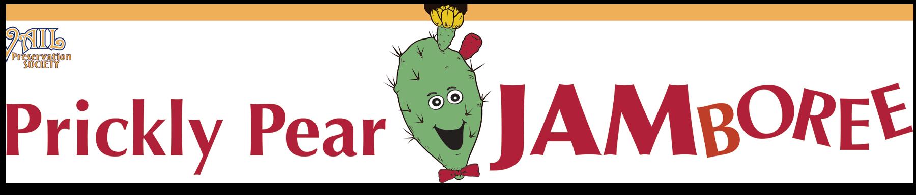 Prickly Pear Jamboree Logo